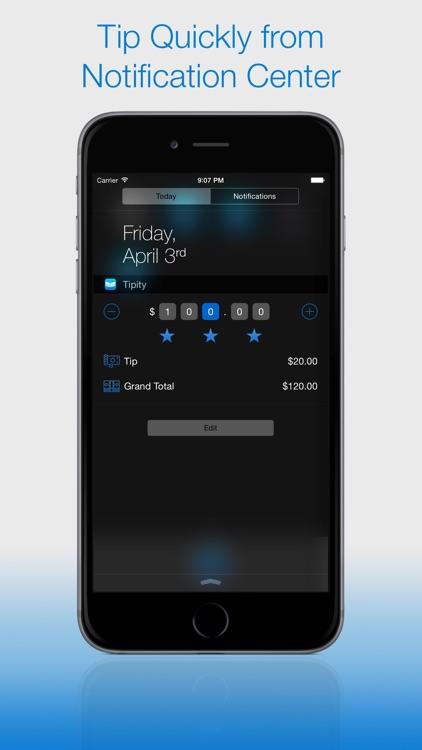 Tipity screenshot-4