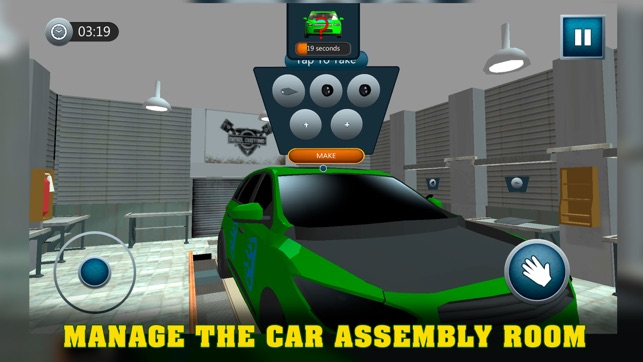 Car Making Factory Simulator on the App Store