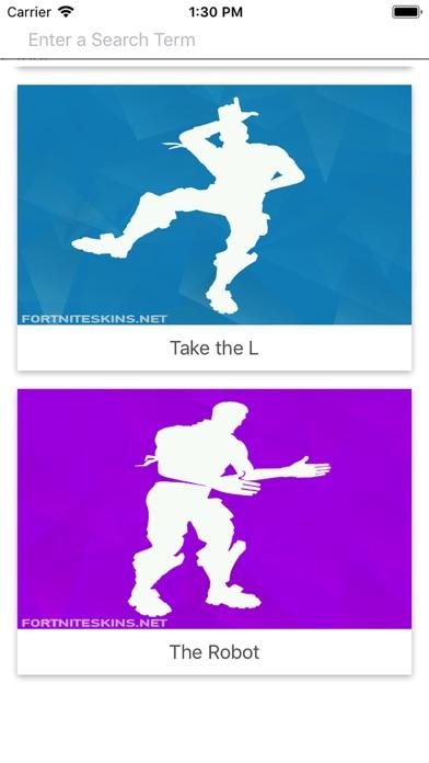 Foto do Dances and Emotes for Fortnite