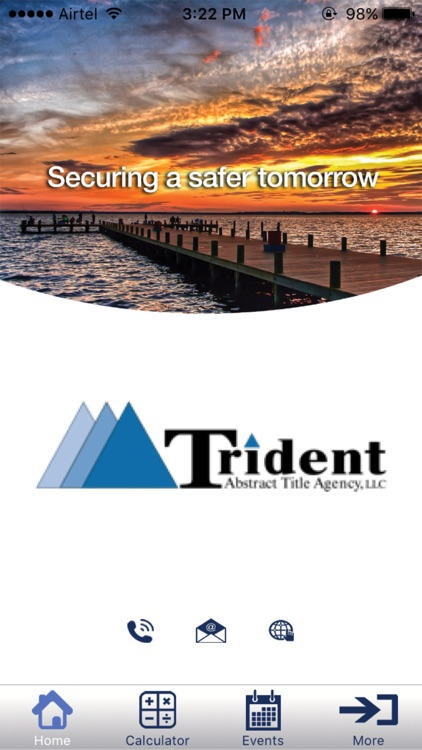 Trident Abstract