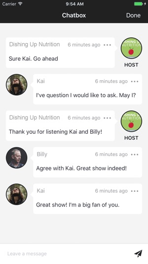 Dishing Up Nutrition on the App Store