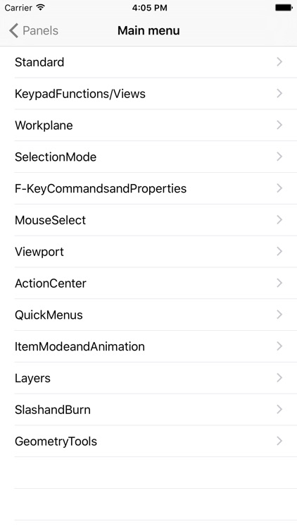 Shortcuts for ModoLuxology screenshot-3