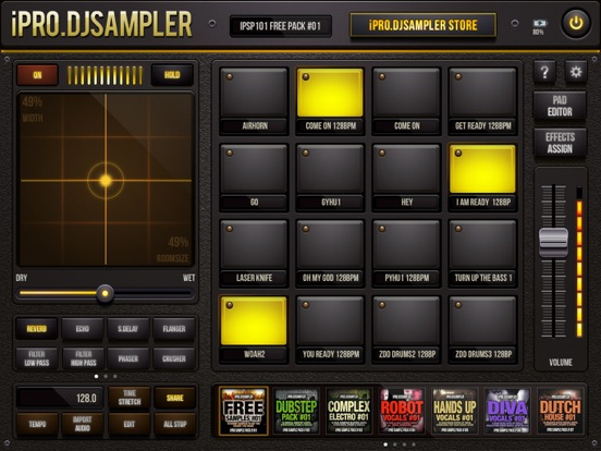 iPro.DJSampler