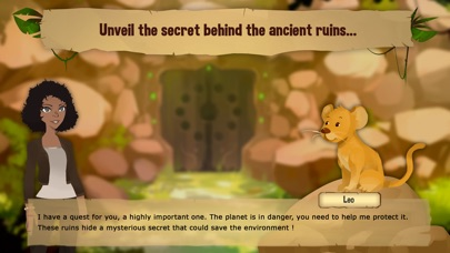 Leo's Journey in Africa screenshot 5