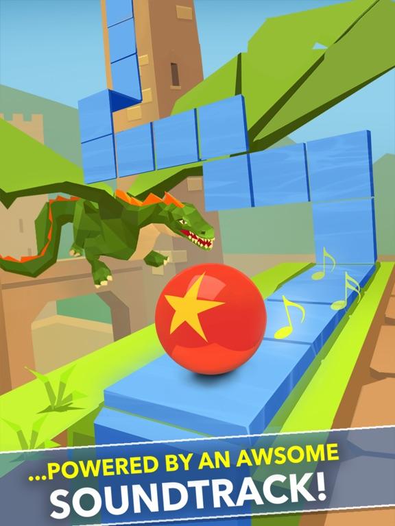 Dancing Ball World: Music Game screenshot 6