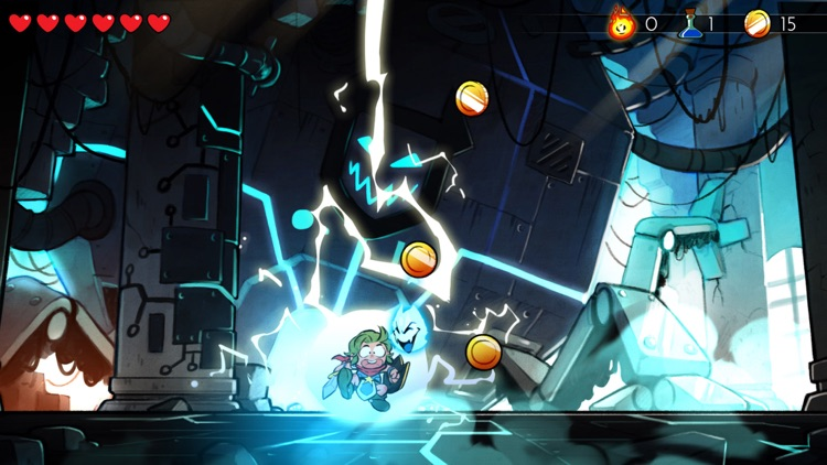Wonder Boy: The Dragon's Trap screenshot-0