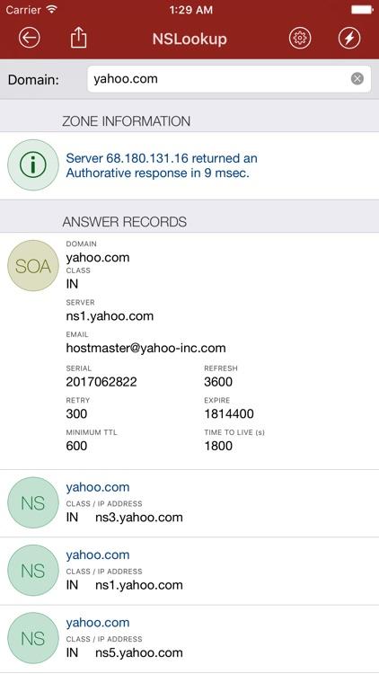 Network Utilities screenshot-3