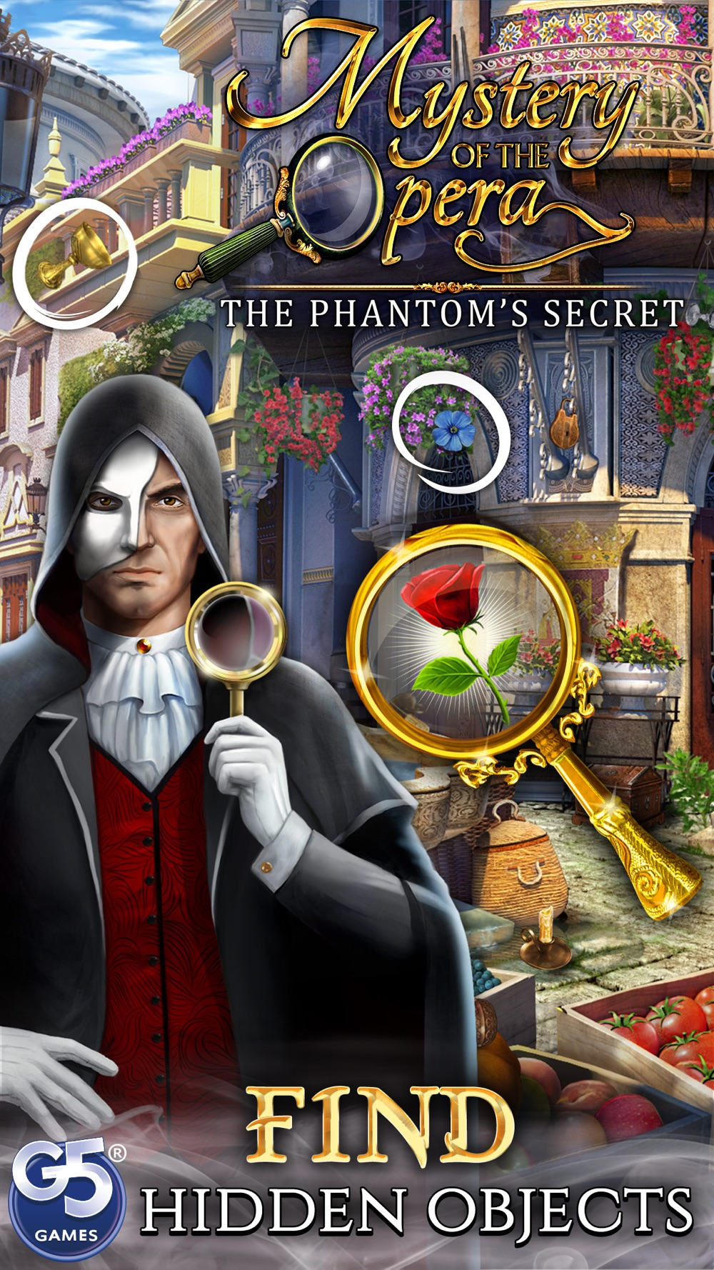 Mystery of the Opera® Cheat Codes