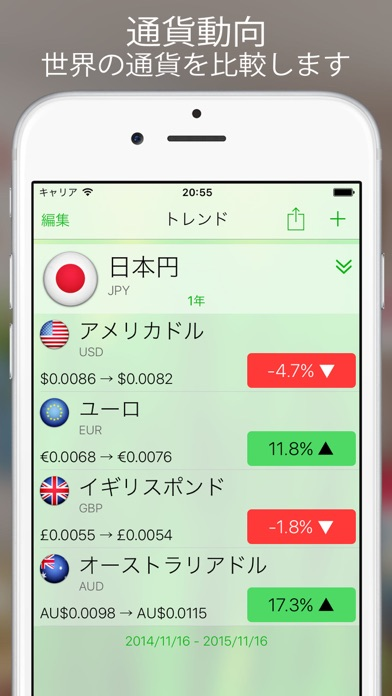 Currency+ Lite ScreenShot4