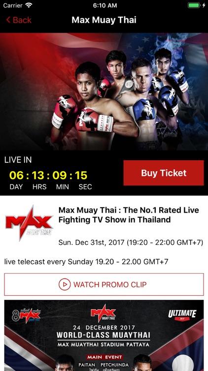 Max Muay Thai screenshot-3