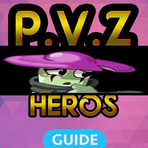 Guide for Plants Zombies Heroe application logo