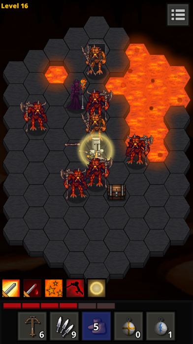 Dungeons of Hell screenshot three