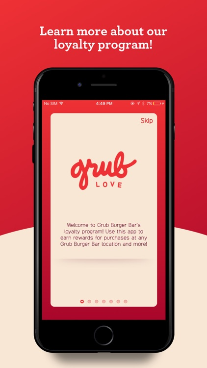 Grub Love by Grub Burger Bar screenshot-1