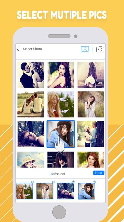Photo Blend - Collage Maker screenshot-3