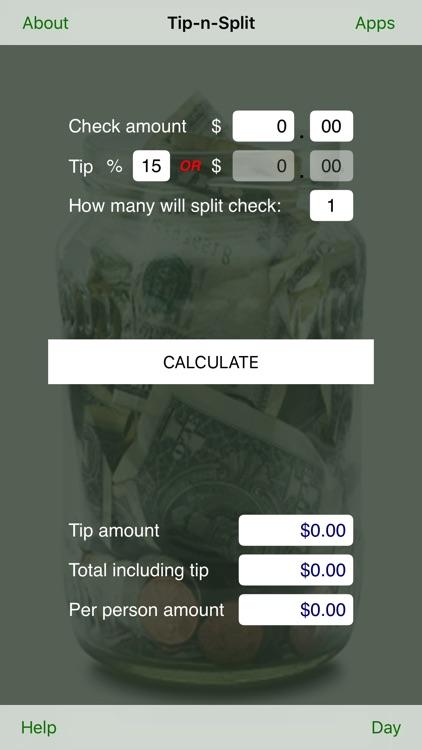 Tip-n-Split