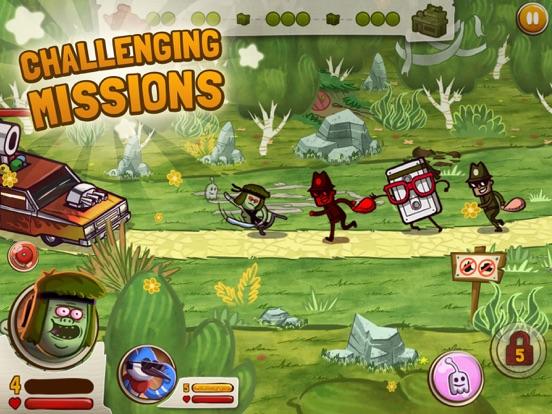 Great Prank War tablet App screenshot 1