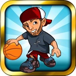 投篮练习赛-好玩的体育小游戏