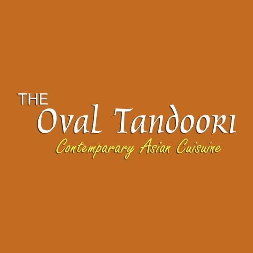 Oval Tandoori Oval