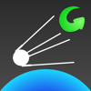 GoSoftWorks - GoSatWatch Satellite Tracking アートワーク