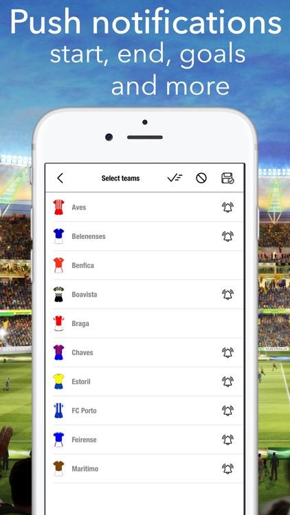 Football Primeira Liga Live screenshot-4
