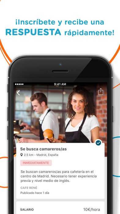 download CornerJob - Únete al equipo apps 3