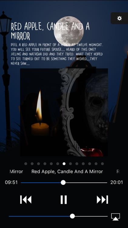 Ghost Stories Audio - Series 1 screenshot-0