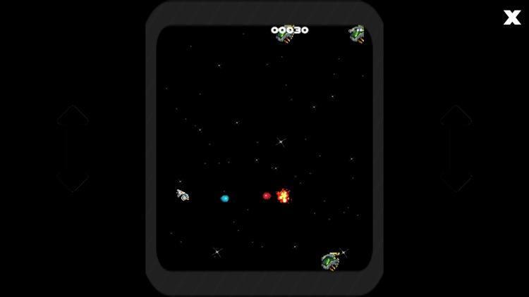 Revenge Space screenshot-4