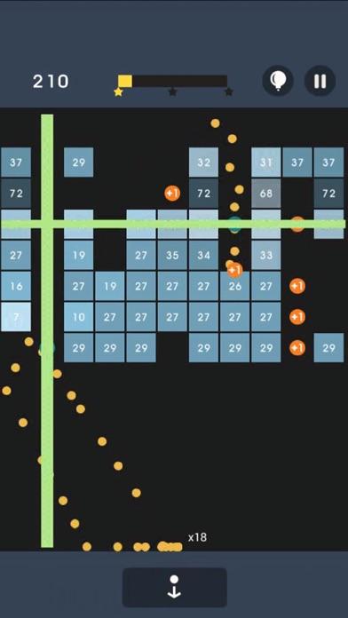 レンガのブレーカーのパズルのスクリーンショット3