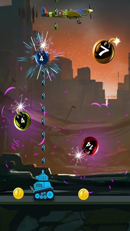 Tank War Bomber 3D screenshot-4