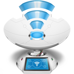 Ícone do app NetSpot: WiFi survey & scanner