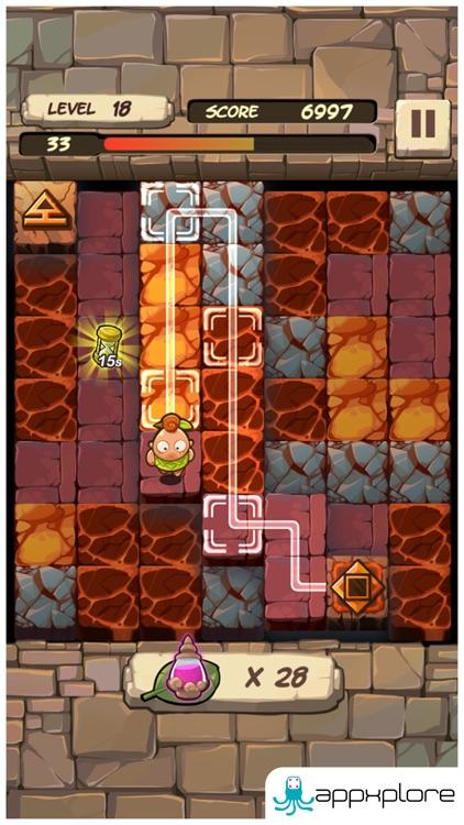 Caveboy Escape screenshot-4