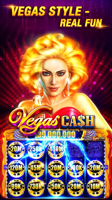 Slotomania™ Vegas Casino Slots iPhone