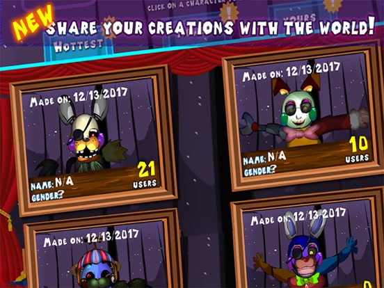 Animatronic Jumpscare Factory для iPad