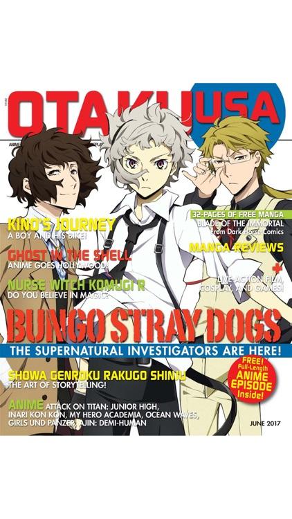 Otaku USA Magazine screenshot-3
