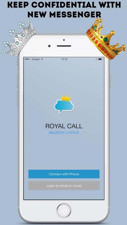 Royal Call Messenger