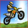 Dirt Motor bike Racing 2D