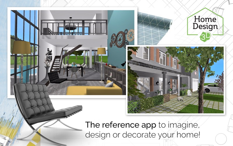 Screenshot #1 for Home Design 3D