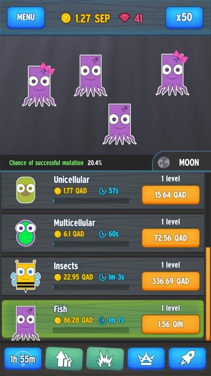 Evolution Clicker screenshot-3