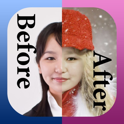 Face Switch - Collage.Click iOS App