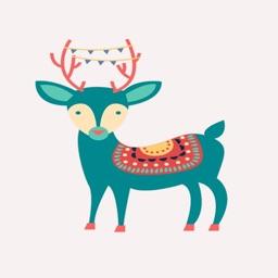 Llama Stickers Emojis