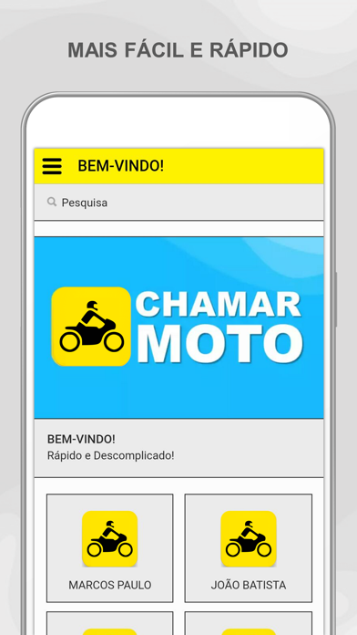 点击获取Chamar Moto Cametá