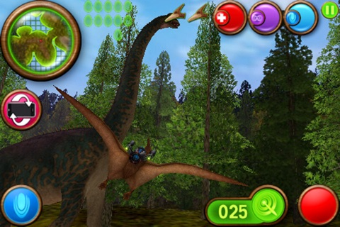 Nanosaur 2 screenshot 2