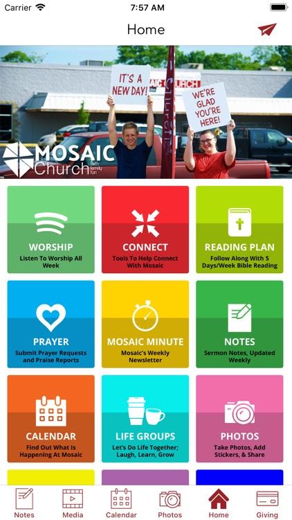 Mosaic Church | Cincinnati