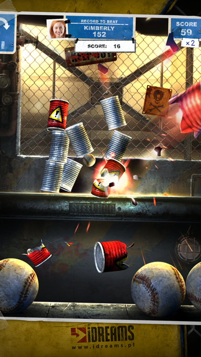 Can Knockdown 3 LiteScreenshot von 2