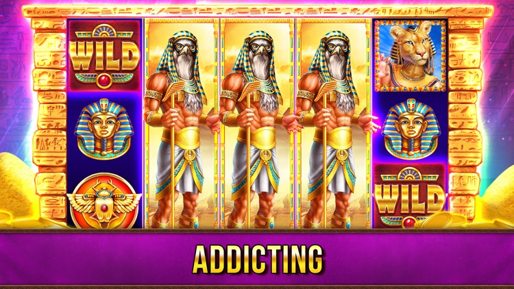 Slots Pharaohs ™ Vegas Casino screenshot-4
