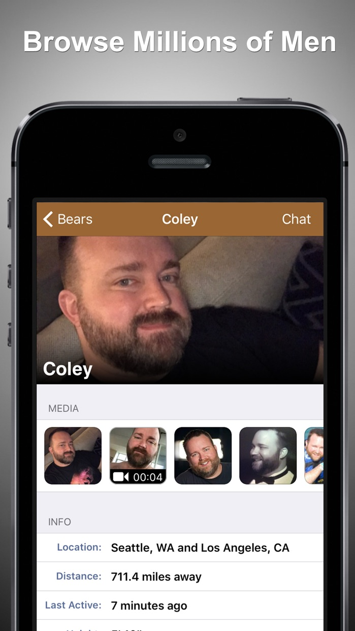 GROWLr Dating App Review (Gay Bear Social Media)