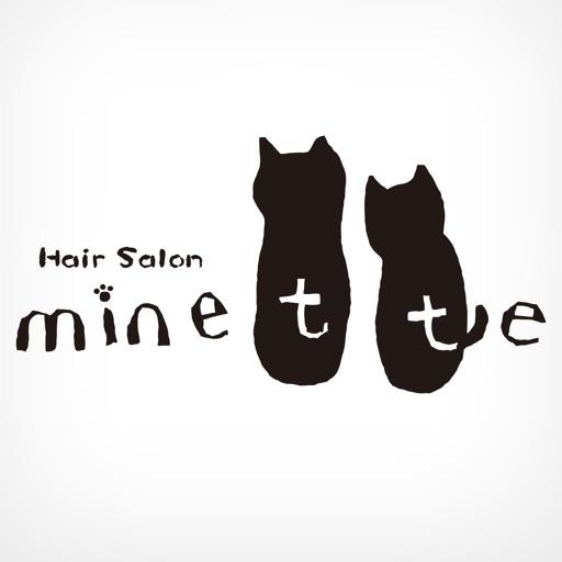知多市のMinette 公式アプリ app logo