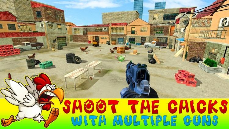 Crazy Chicken Shooting Pro screenshot-4