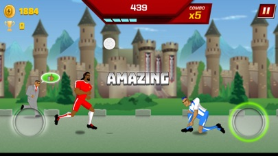 Supa Strikas Dash - Soccer Run screenshot two