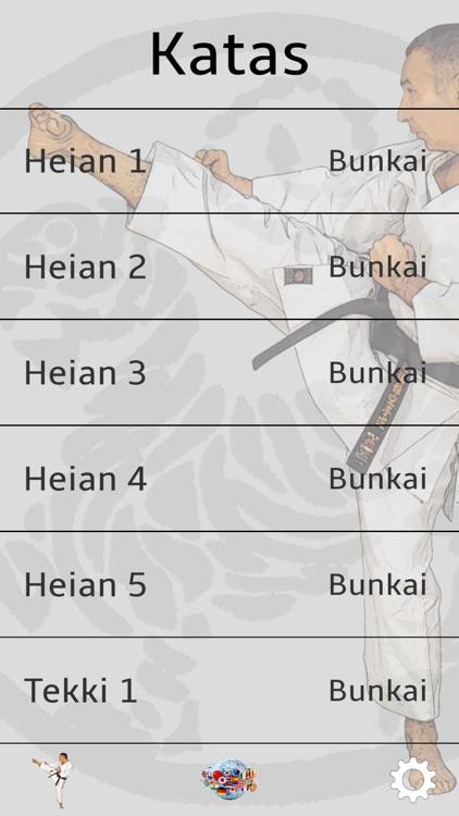 Kata Shotokan screenshot-0